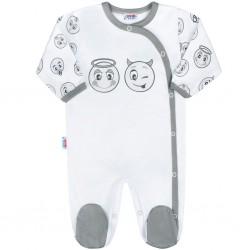 Dojčenský bavlnený overal New Baby Emotions