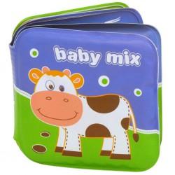 Hračka do kúpeľa Baby Mix knižka farm