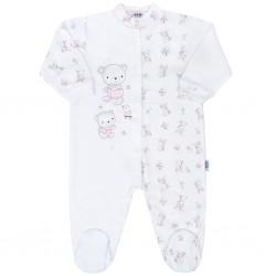 Dojčenský overal New Baby Bears modrý