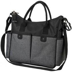 Štýlová taška na kočík BASIC SO CITY Baby Ono čierna