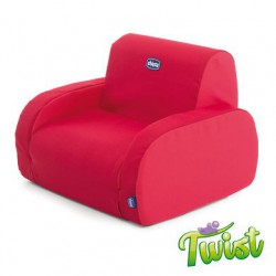Chicco kresielko twist Red