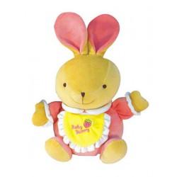 Detská hračka s hracím strojčekom Baby Mix zajačik