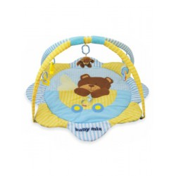 Hracia deka Baby Mix Medvedík