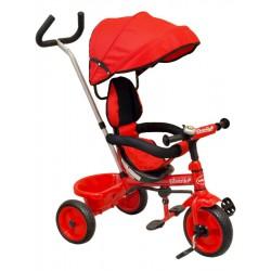 Detská trojkolka Baby Mix Super Trike red