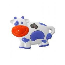 Detská hračka so zvukom Baby Mix kravička