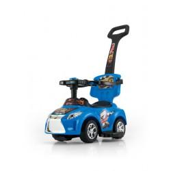 Detské jezdítko 2v1 Milly Mally Kid blue