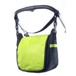 Taška na kočík CARETERO - green