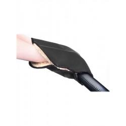 Rukávnik na kočík Sensillo 40x45 black