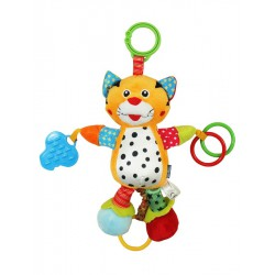 Plyšová hračka so zvukom Baby Mix Tigrík