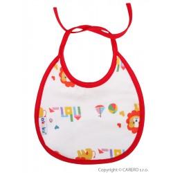Detský podbradník Akuku mini pre dievčatká