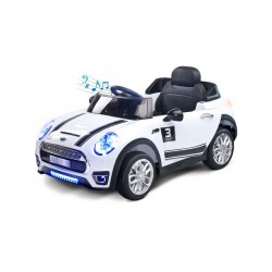 Elektrické autíčko Toyz Maxi biele