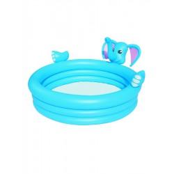 Detský nafukovací bazén Bestway sloník