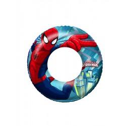 Detský nafukovací kruh Bestway Spider-Man