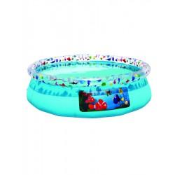Detský bazén s pevnou stenou Bestway Nemo