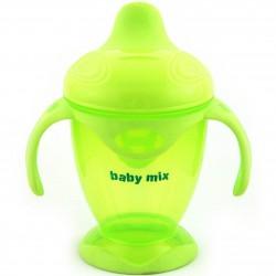 Detský kúzelný hrnček Baby Mix 200 ml zelený