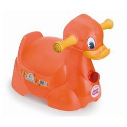 OK Baby Nočník QUACK oranžový 45