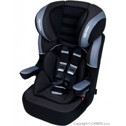 Autosedačka Migo Myla Isofix Premium 2017 black