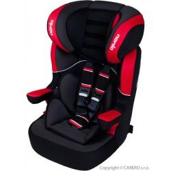 Autosedačka Migo Myla Isofix Premium 2017 red