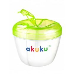Dávkovač sušeného mlieka Akuku zelený