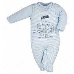 Dojčenská súpravička Bobas Fashion Mestečko modrá