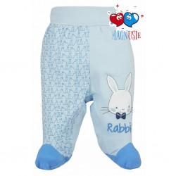 Dojčenské polodupačky Koala Rabbit Magnet modré