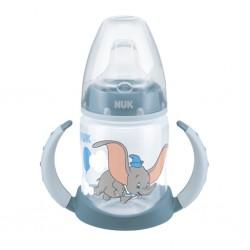 Dojčenská fľaša na učenie NUK Disney 150 ml modrá