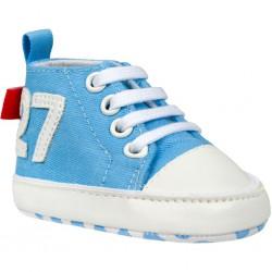 Detské capáčky Bobo Baby 12-18m 27 modré