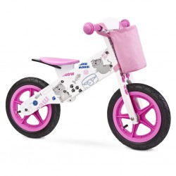 Detské odrážadlo bicykel Toyz Zap 2018 pink
