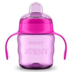 Kúzelný hrnček Classic Avent 200 ml dievča