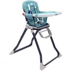 Jedálenská stolička Baby Mix Smart green