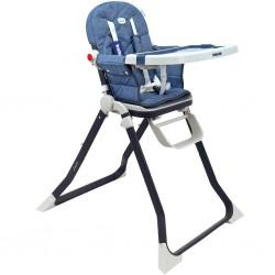 Jedálenská stolička Baby Mix Smart navy
