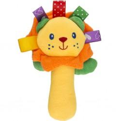 Plyšová hračka s pískatkom Akuku lev