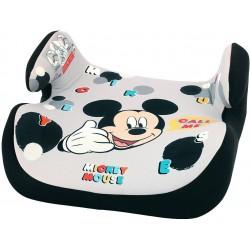 Autosedačka-podsedák Nania Topo Comfort Mickey 2018