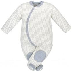 Dojčenská kombinézka Baby Service Cik-Cak