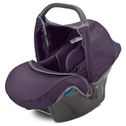 Autosedačka-vajíčko CAMINI Musca purple