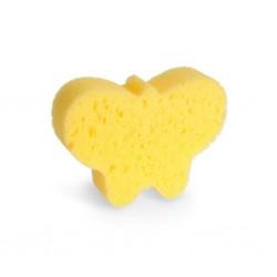 Kúpeľová hubka Junior Animal Calypso žltá