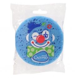 Kúpeľová huba Klaun Calypso modrá
