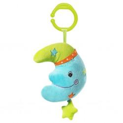 Plyšová hračka s hracím strojčekom Baby Ono Mesiačik