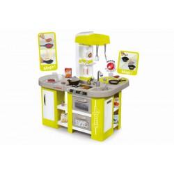 elektronicky detska kuchynka Tefal Studio XL zeleno-šedá