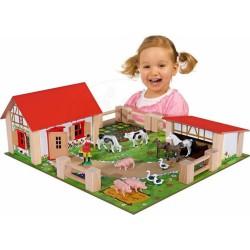 Simba Farma drevená