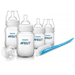 Novorodenecká štartovacia sada Klasik+ PP bez BPA