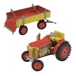 Kovap Traktor Zetor s valníkom